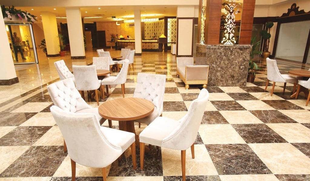 Throne Beach Resort & Spa ТурцияСиде_6