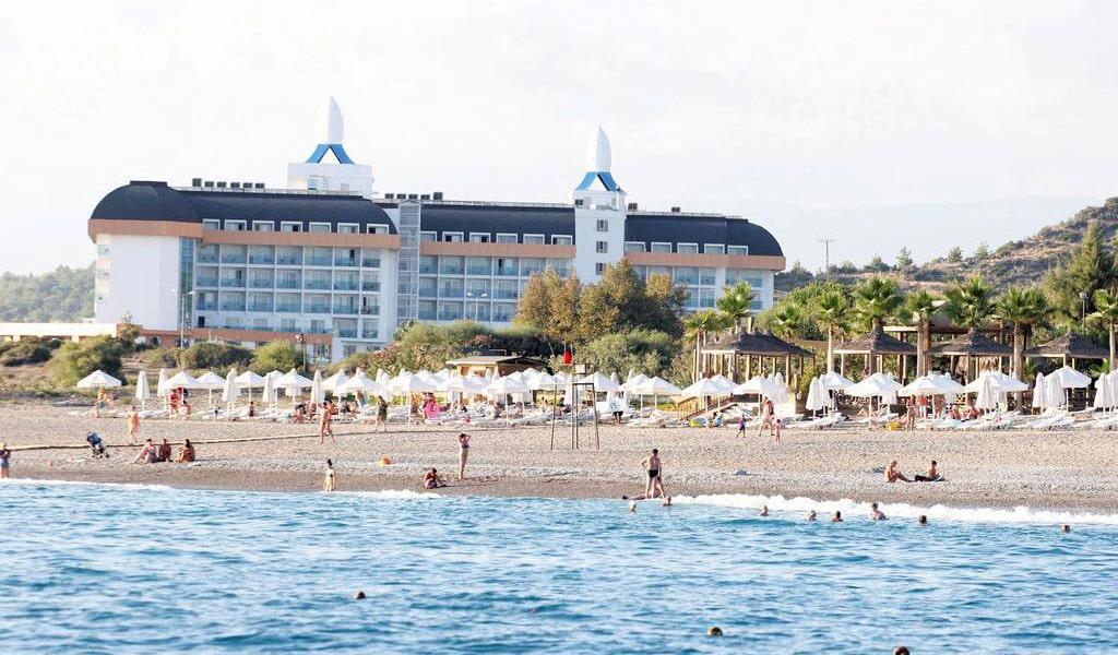Throne Beach Resort & Spa ТурцияСиде_8