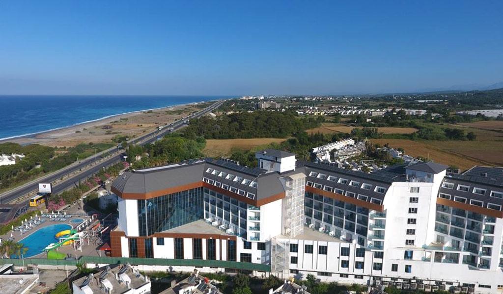 Throne Beach Resort & Spa ТурцияСиде_1