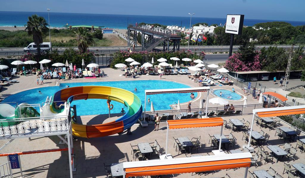 Throne Beach Resort & Spa ТурцияСиде_3