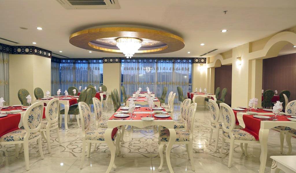 Throne Beach Resort & Spa ТурцияСиде_7