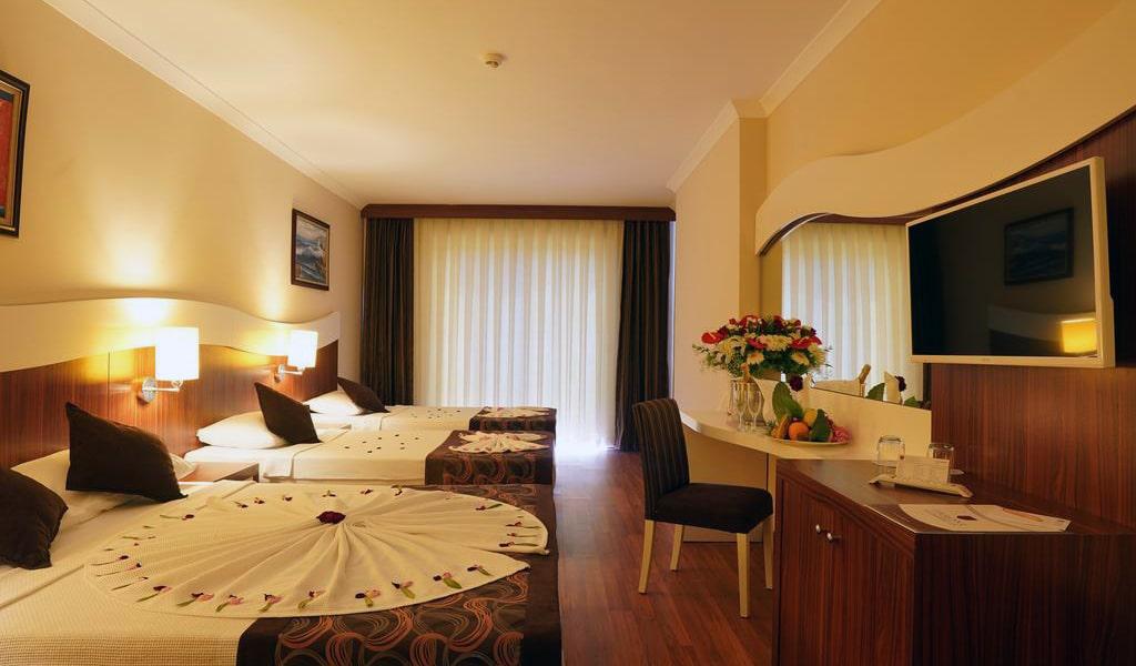 Throne Beach Resort & Spa ТурцияСиде_10