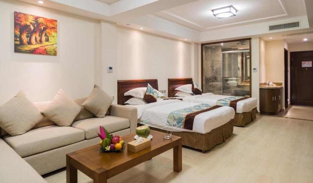 Sanya Shanghai Huating Boutique Resort (Baohong Beach building) (6)