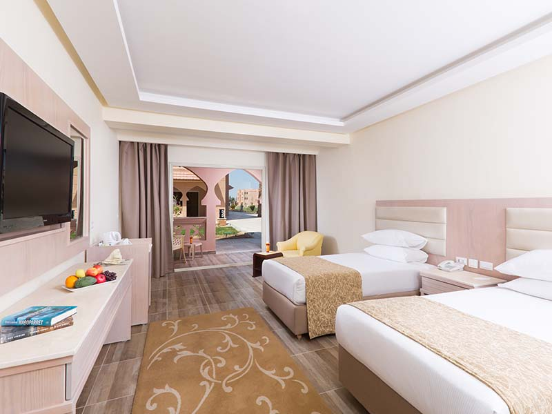 02 - Standard Room Twin Bed