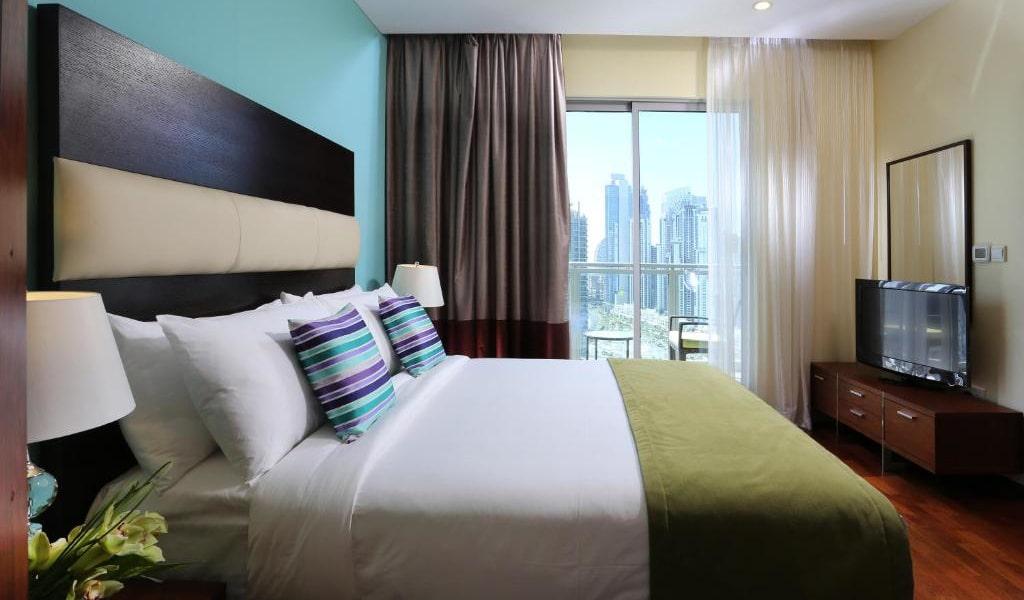 1 Bedroom City View12-min