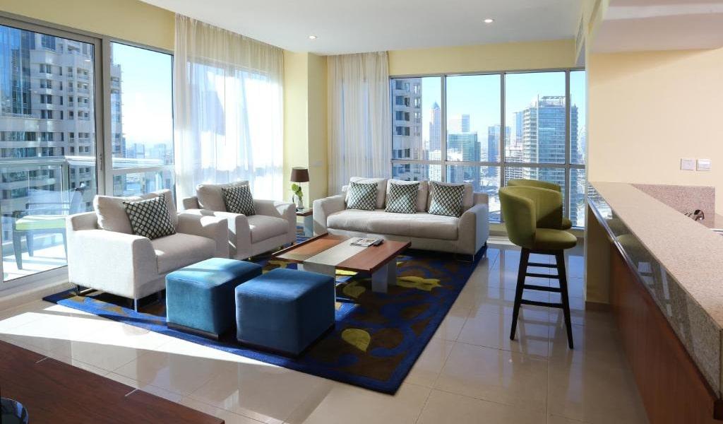 1 Bedroom City View13-min