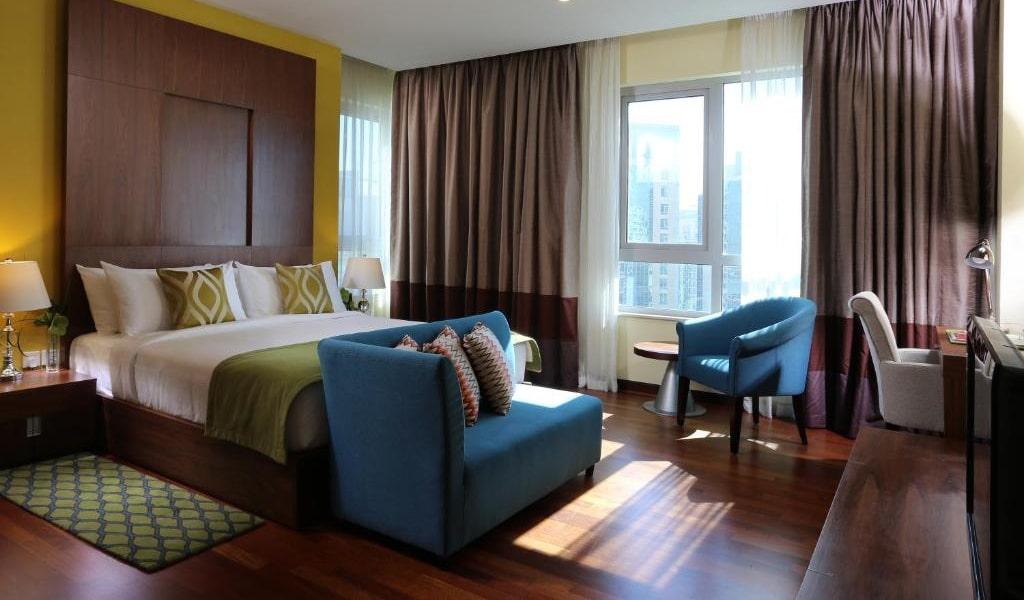 1 Bedroom City View15-min
