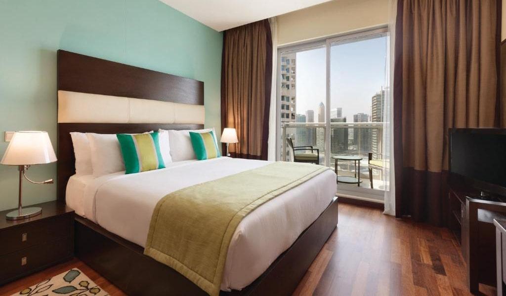 1 Bedroom City View17-min