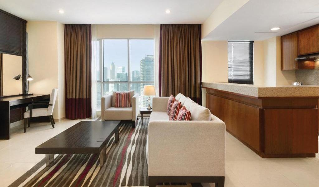 1 Bedroom City View5-min