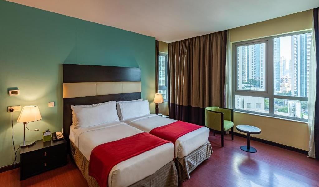 1 Bedroom City View6-min