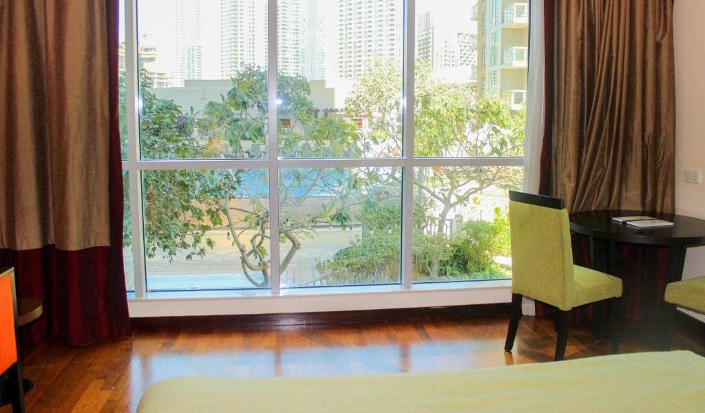 1 Bedroom Suite Burj Khalifa & Fountain View11-min