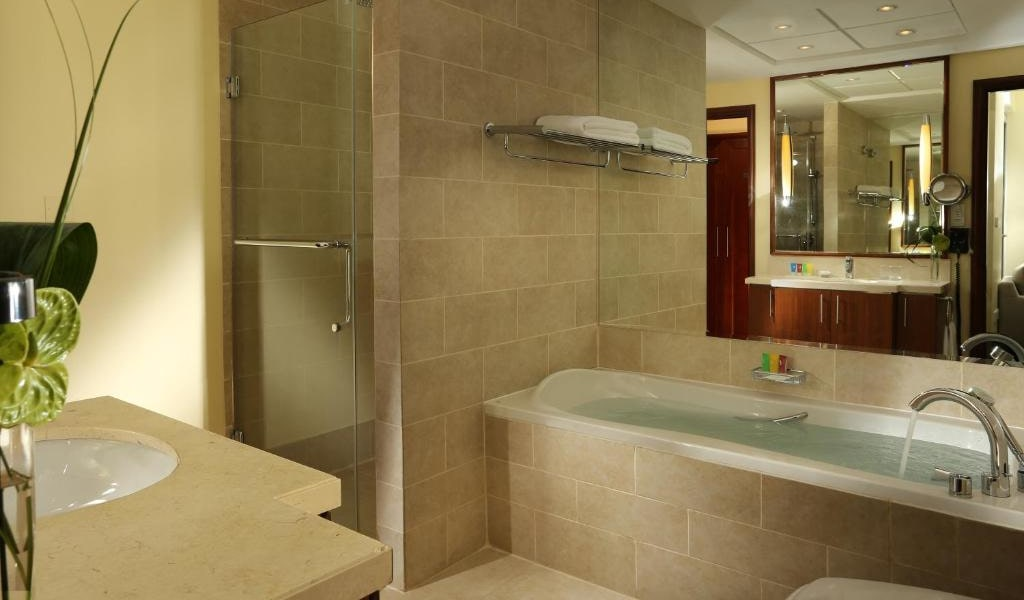 1 Bedroom Suite Burj Khalifa & Fountain View4-min