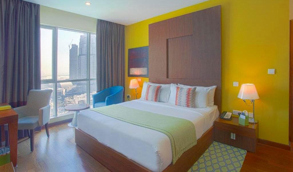 1 Bedroom Suite Burj Khalifa & Fountain View6-min