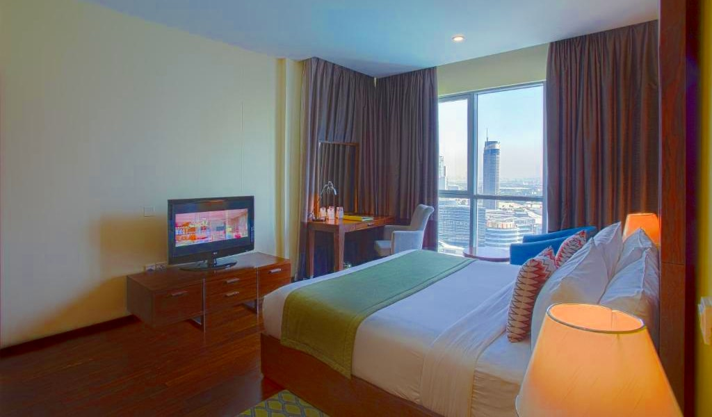 1 Bedroom Suite Burj Khalifa & Fountain View7-min