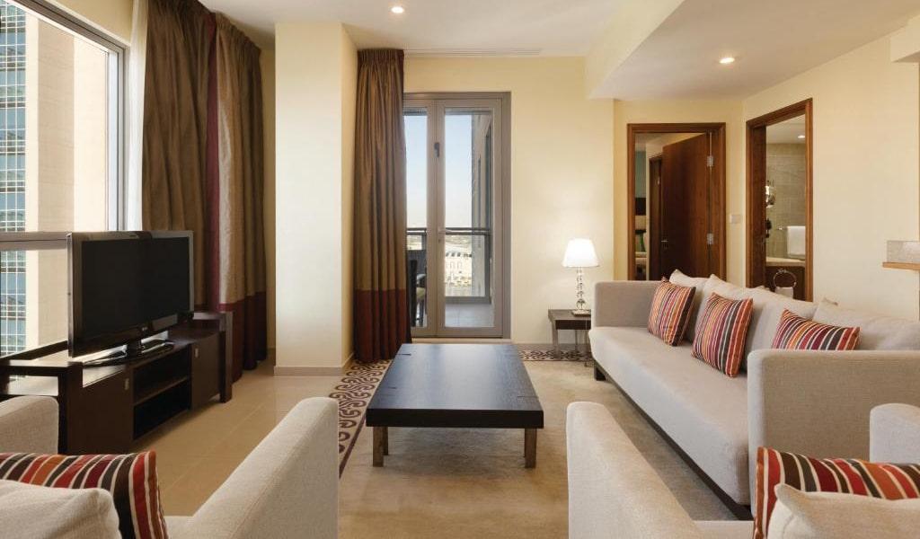 1 Bedroom Suite Fountain View7-min