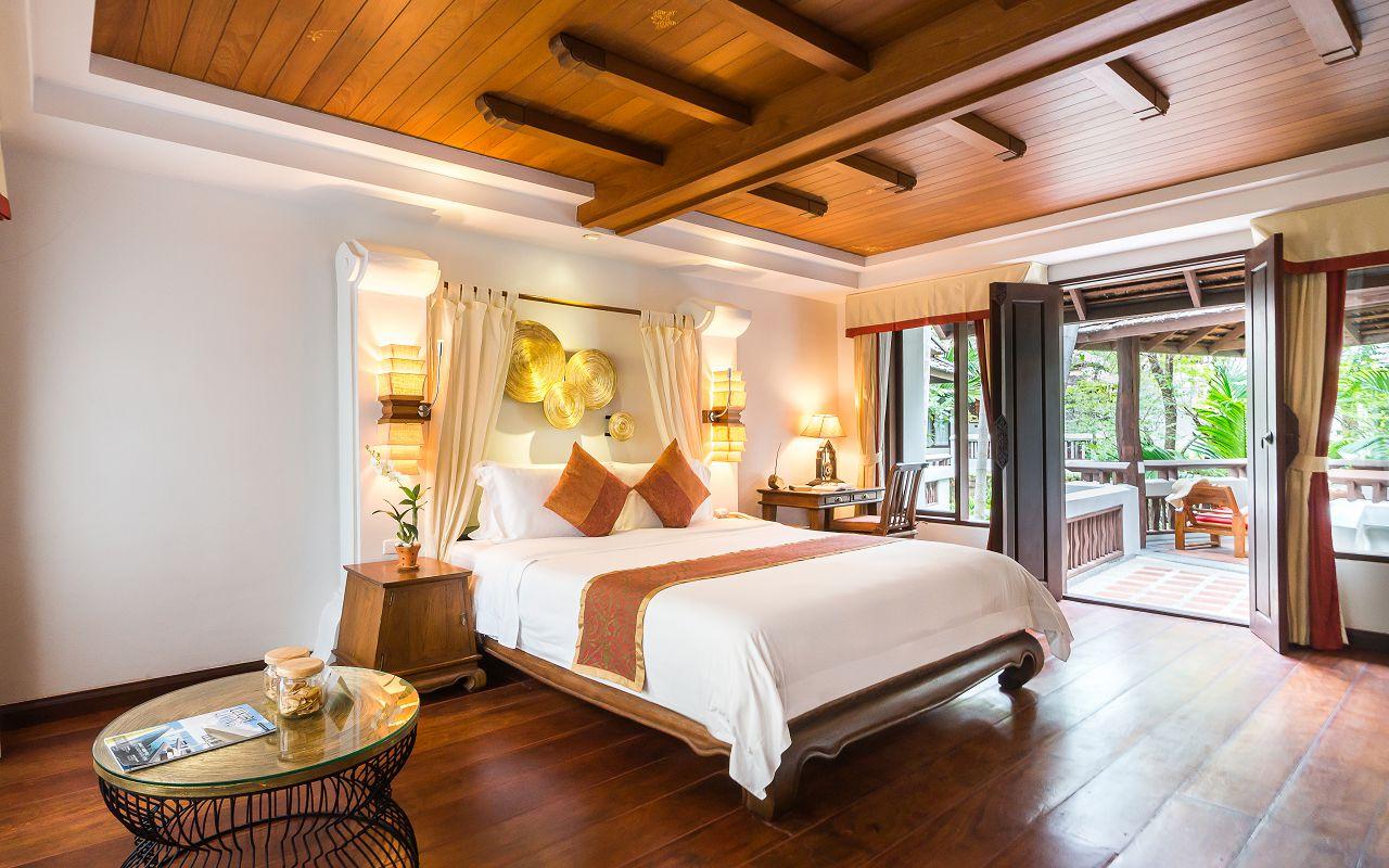 1. Muang Samui Spa Resort Grand Deluxe Suite Garden View