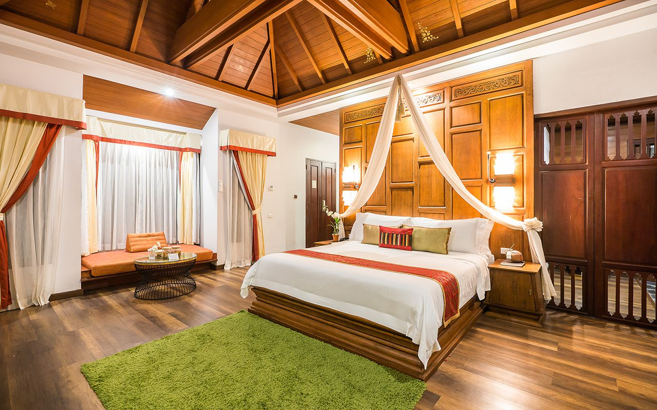 1. Muang Samui Spa Resort Royal Suite Garden View