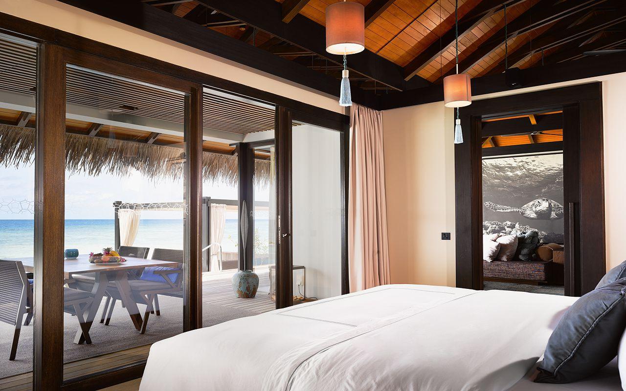 18 - Sunrise Water Pool Villa - Bedroom
