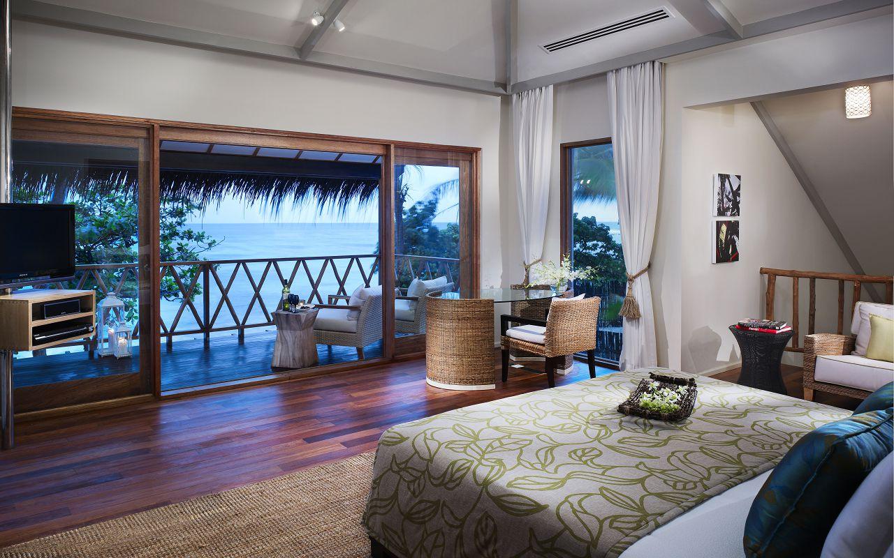 2 Bedroom Nirvana Suite with Pool Master Bedroom 1