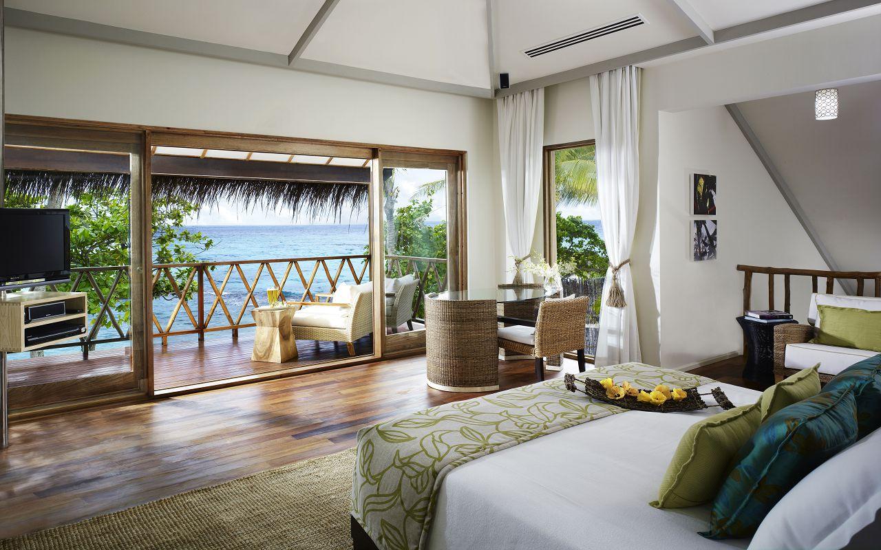 2 Bedroom Nirvana Suite with Pool Master Bedroom 2