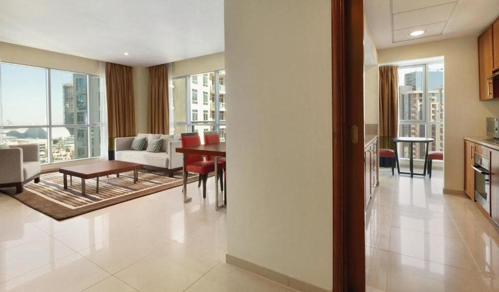2 Bedroom Suite Burj Khalifa & Fountain View-min