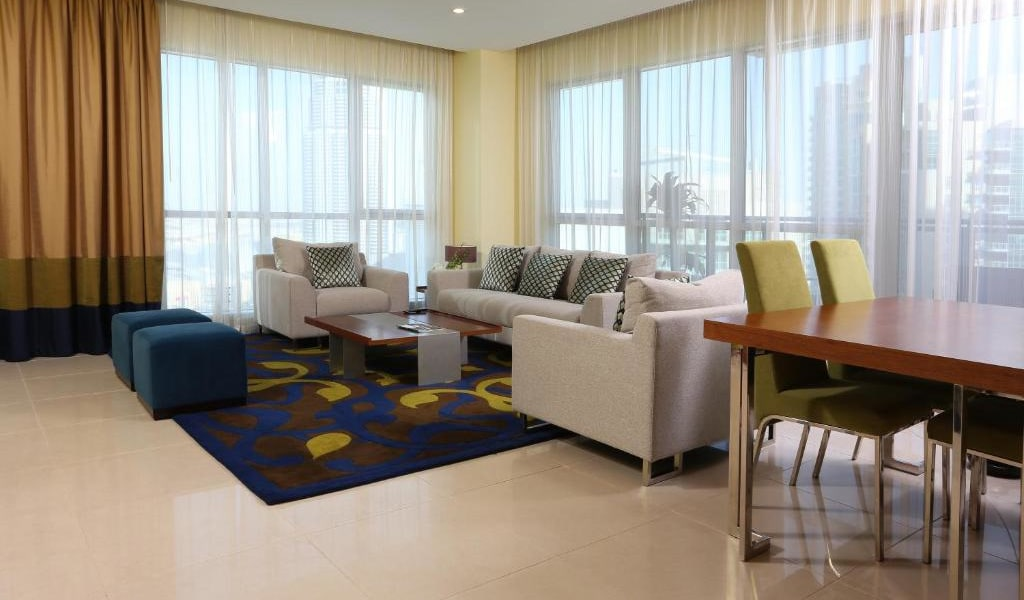 2 Bedroom Suite Burj Khalifa & Fountain View2-min