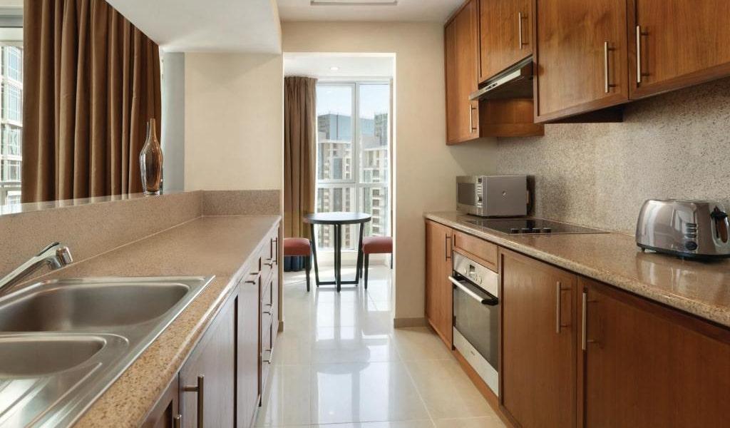 2 Bedroom Suite Burj Khalifa & Fountain View3-min