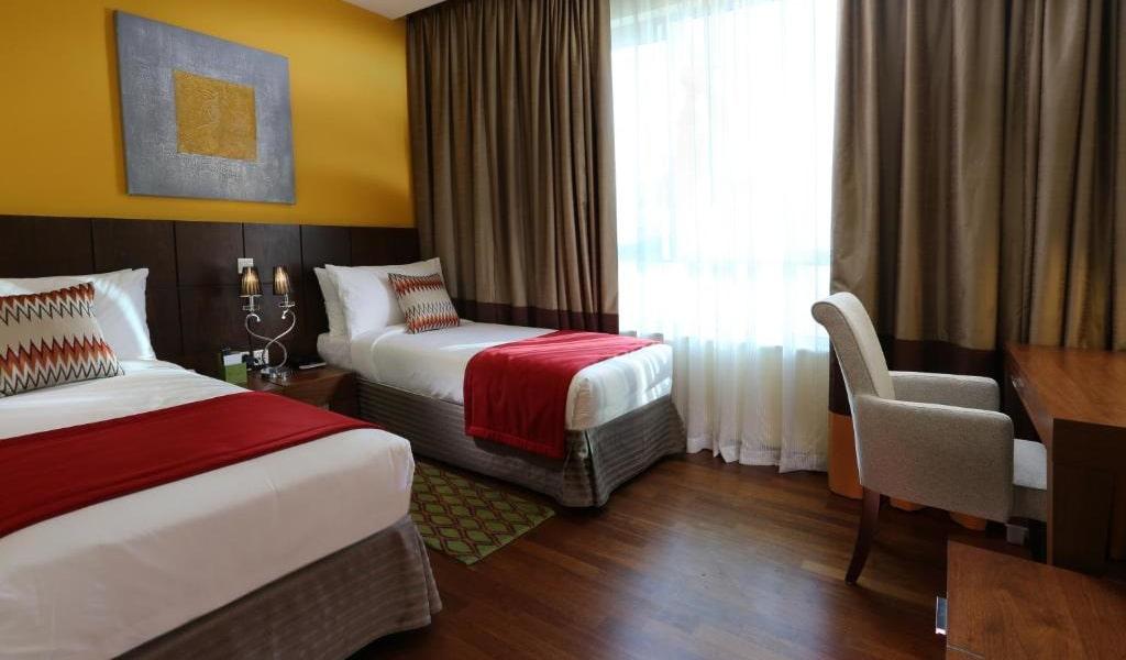 2 Bedroom Suite Burj Khalifa & Fountain View4-min