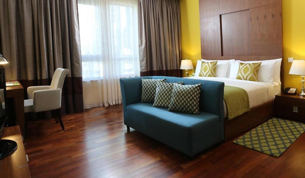 2 Bedroom Suite Burj Khalifa & Fountain View6-min