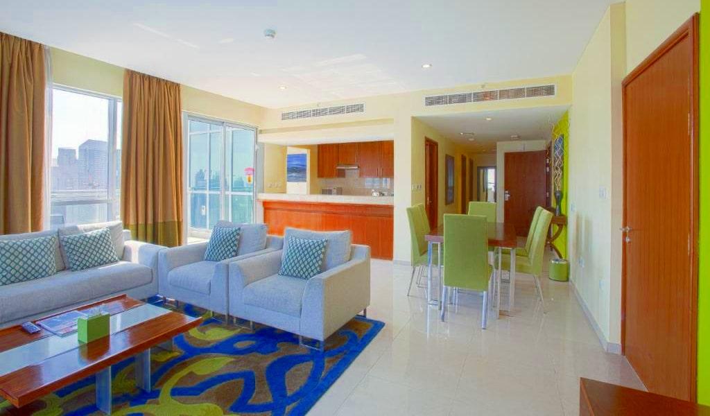 2 Bedroom Suite Burj Khalifa & Fountain View8-min