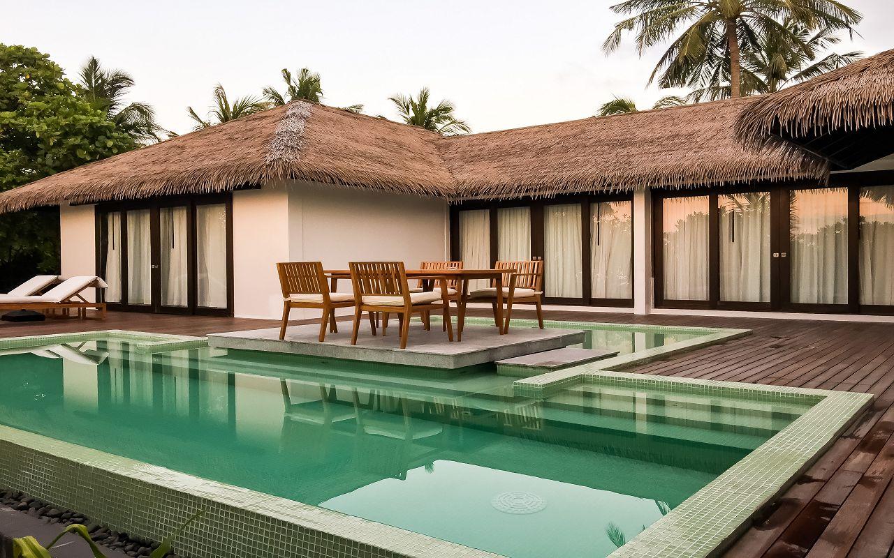 2-Bedroom pool villa - Bathroom 2 (4)
