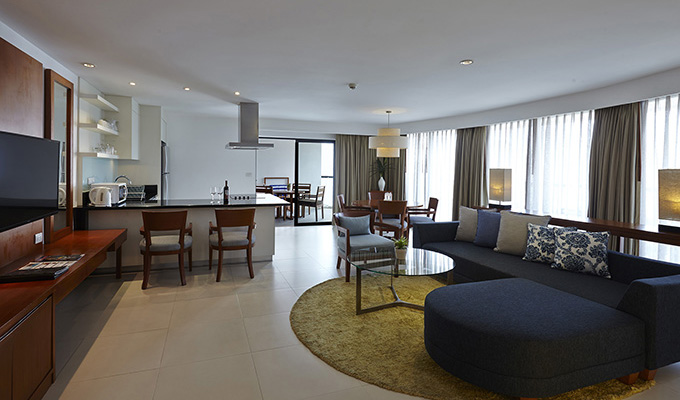 2 bedrooms Executive Apartment