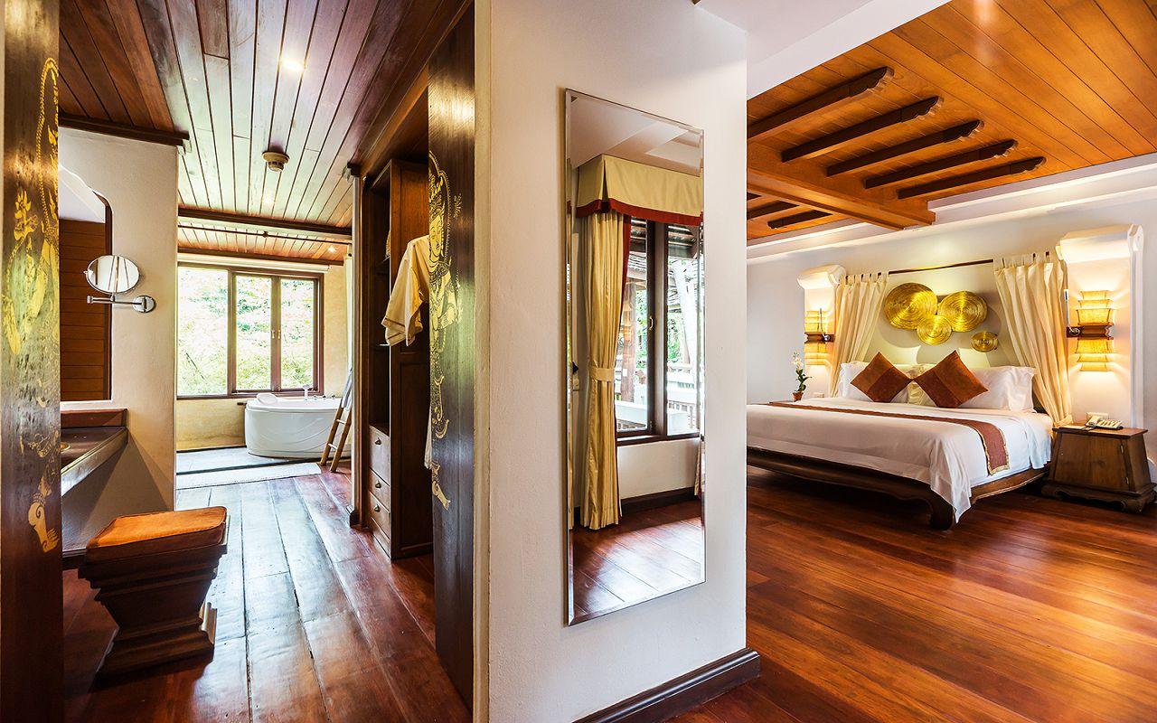 2. Muang Samui Spa Resort Grand Deluxe Suite Garden View