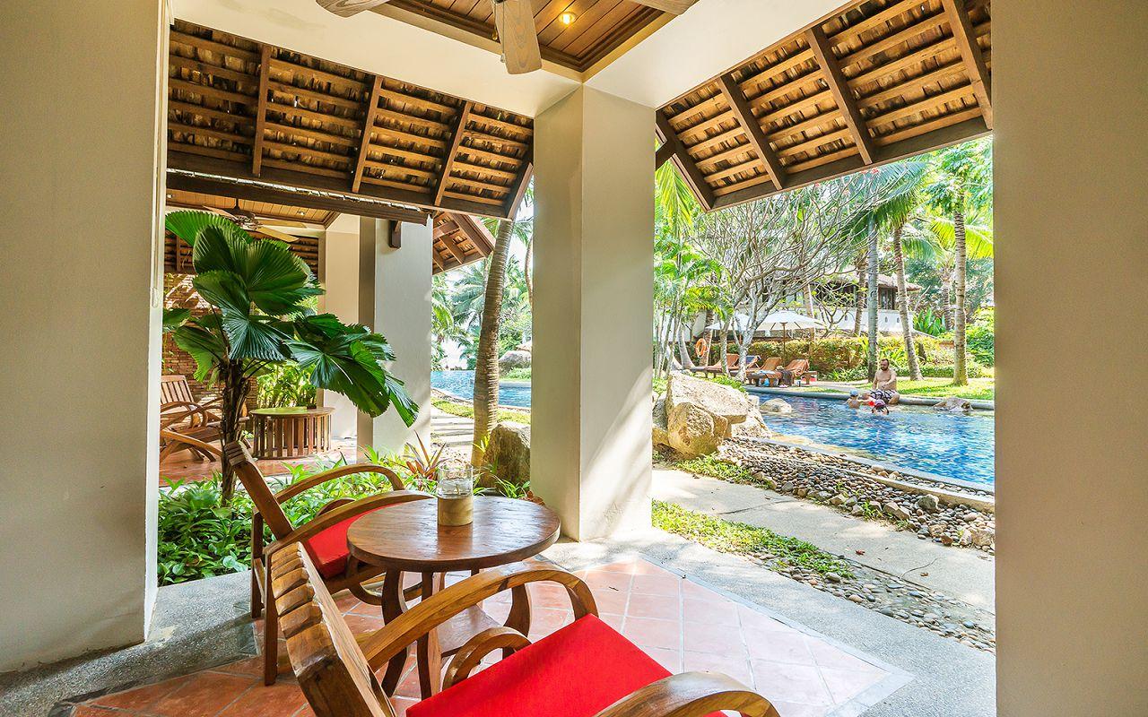 2. Muang Samui Spa Resort Grand Suite Pool View