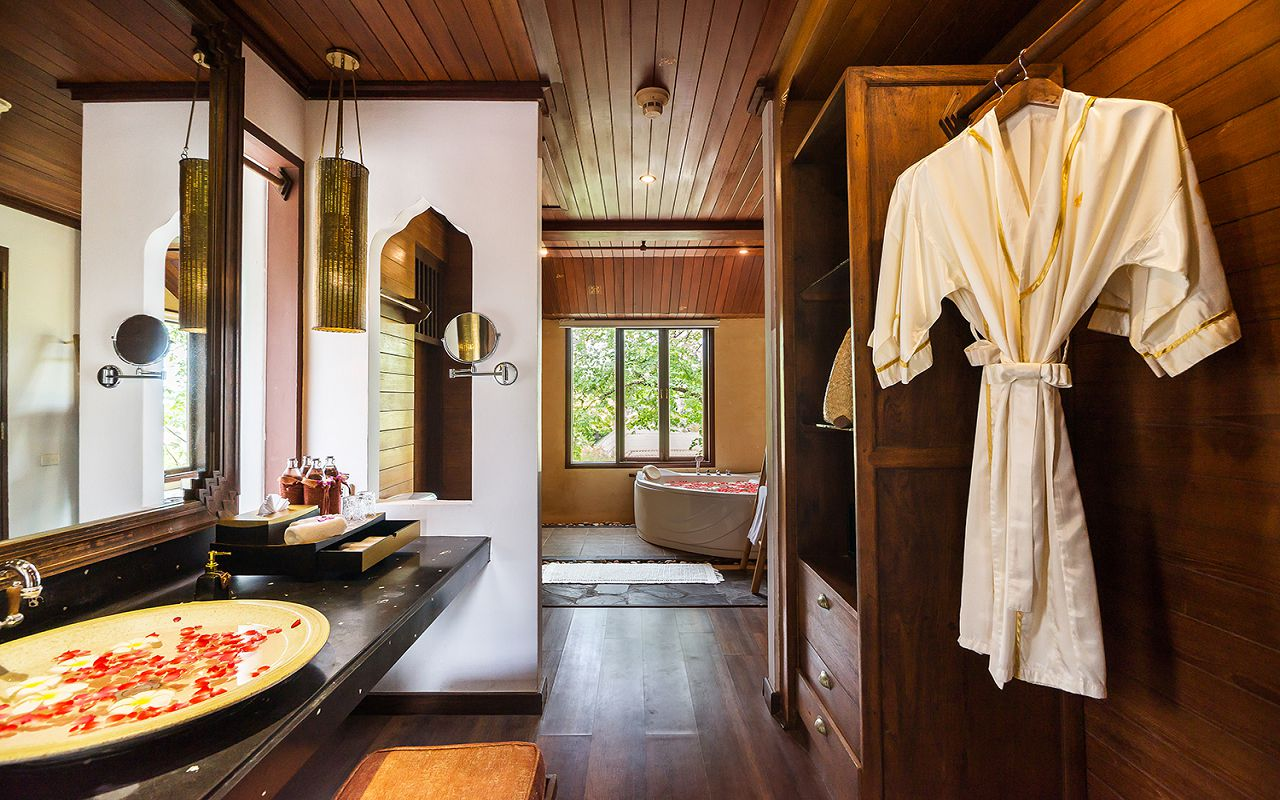 2. Muang Samui Spa Resort Royal Suite Garden View