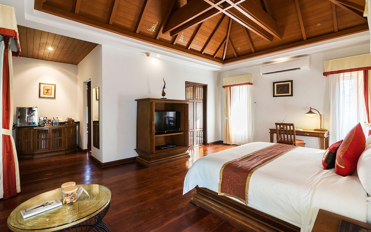 2. Muang Samui Spa Resort Royal Suite Seaview