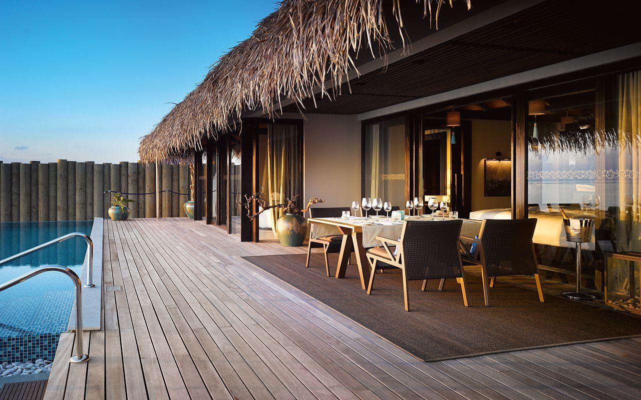 23 - Sunset Deluxe Water Pool Villa - Terrace