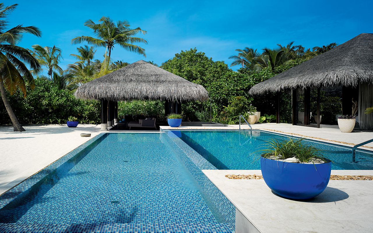 26 - Beach Pool House - Exterior