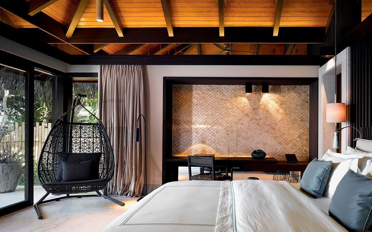 29 - Beach Pool House - Bedroom