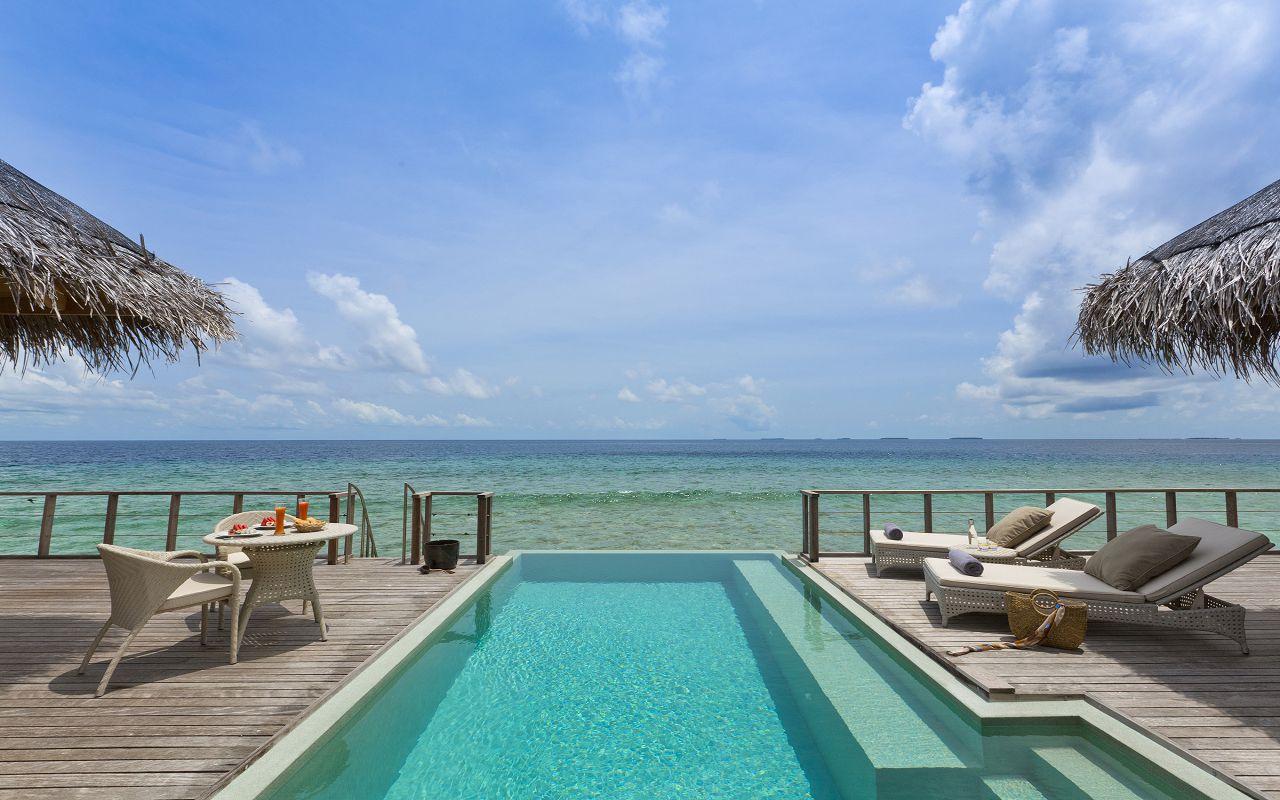 2BR Ocean Pavilion with Pool - Deck & Pool I
