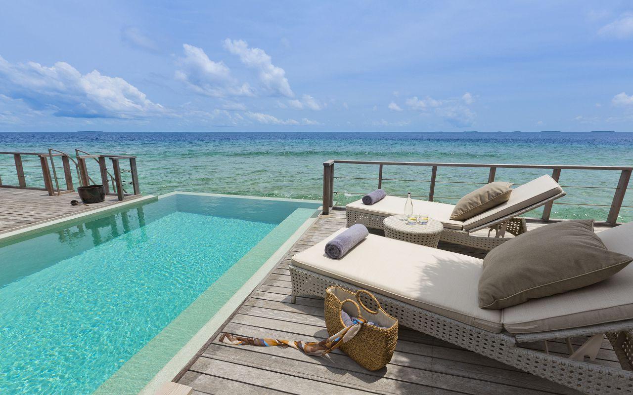 2BR Ocean Pavilion with Pool - Deck & Pool II