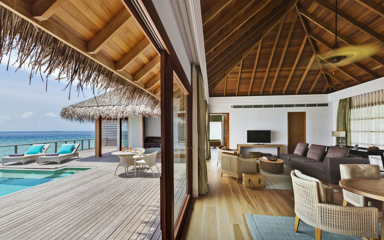 2BR Ocean Pavilion with Pool - Interior