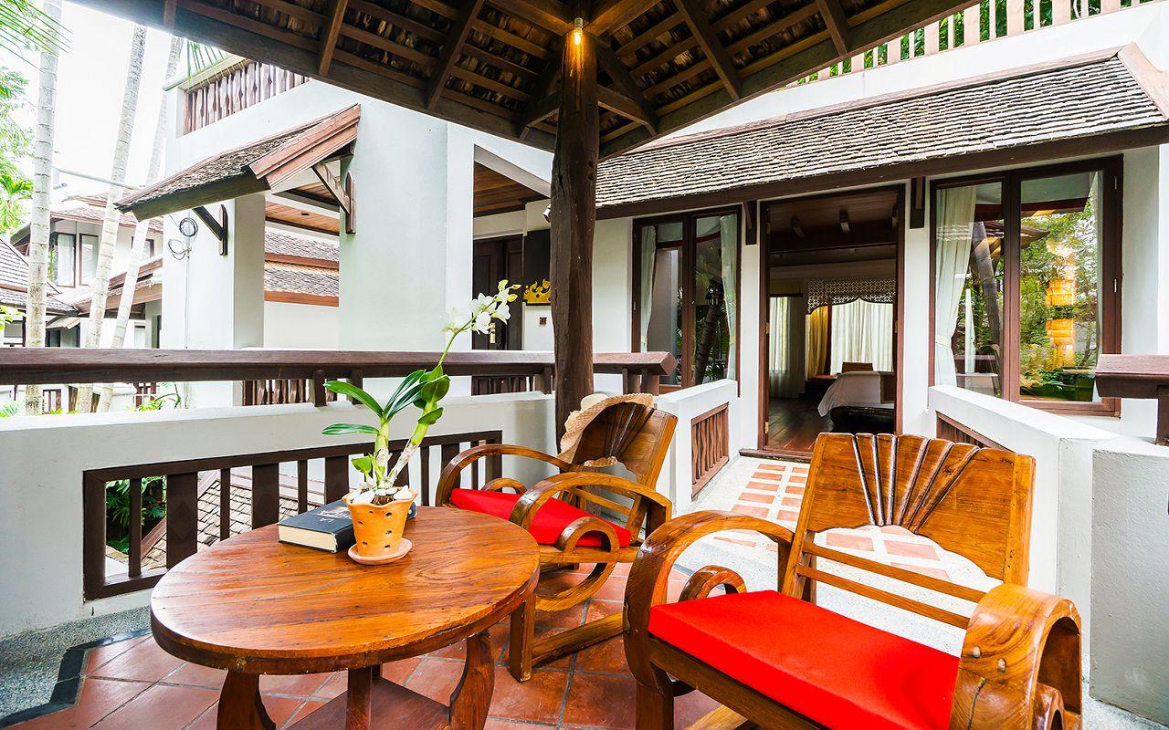 3. Muang Samui Spa Resort Grand Deluxe Suite Garden View