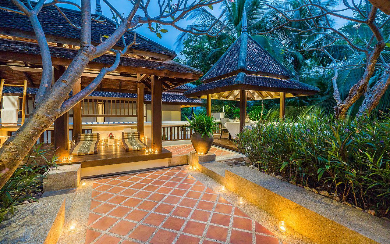 4. Muang Samui Spa Resort Royal Suite Garden View