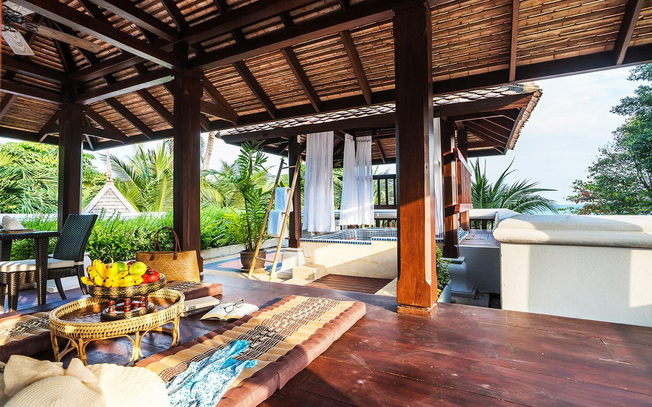 4. Muang Samui Spa Resort Royal Suite Seaview