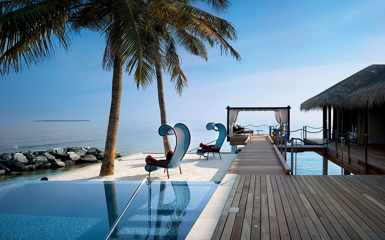 47 - Romantic Pool Residence - Terrace