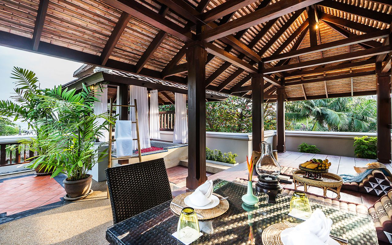 5. Muang Samui Spa Resort Royal Suite Seaview