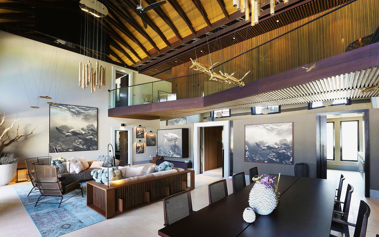 54 - Velaa Private Residence - Living Room