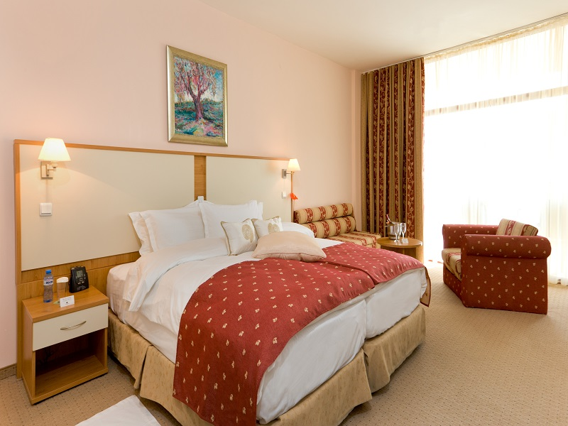 9. DoubleTree Twin Guest Room Park View