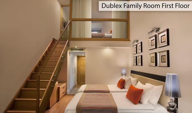 ALINDA ROOM Dublex Family Room First Floor1